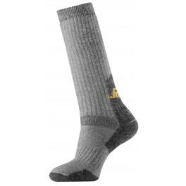 Chaussettes hautes épaisses en laine