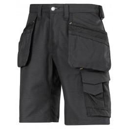 Short Canvas+ avec poches holster