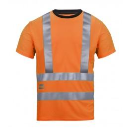 T-shirt A.V.S. haute visibilité, Classe 2/3