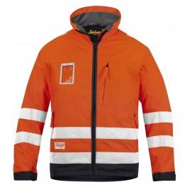 Veste 3 D'hiver Ws Habits Vêtement Et Haute Classe Visibilité rwrzxgnfqU